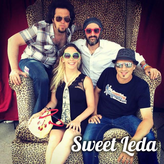 Photo of the band Sweet Leda